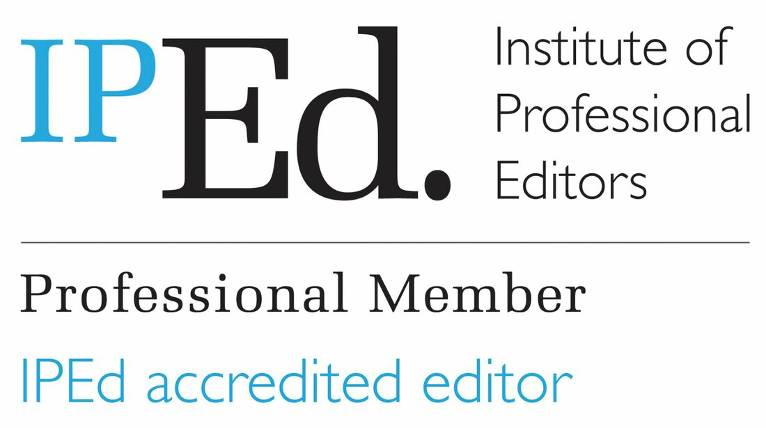 Picture: Wendy Monaghan is an IPEd-accredited editor and a professional member of the Institute of Professional Editors